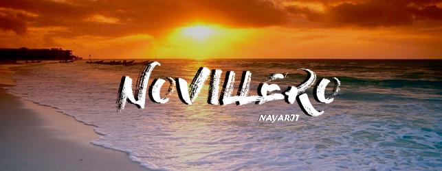 La playa de belleza infinita: Novillero