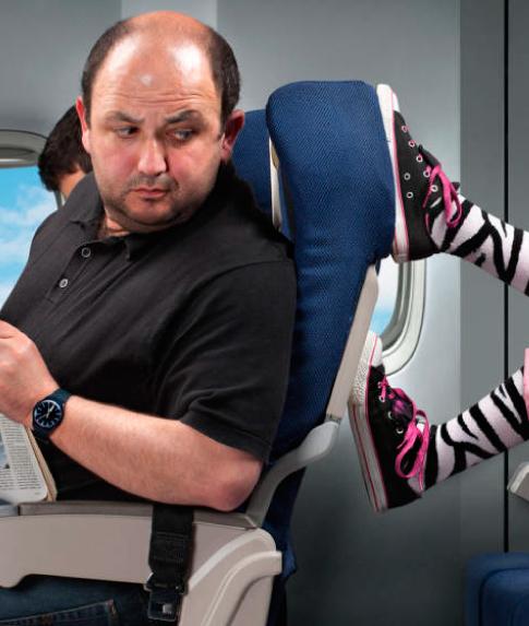 ¿Cómo elegir mi asiento de avión?