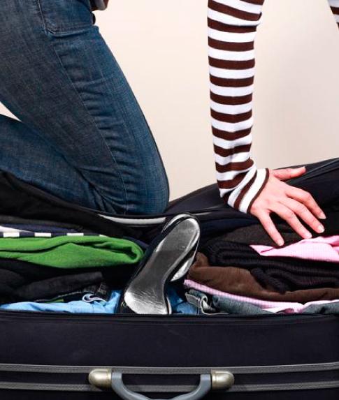 ¿Cómo debo hacer mi maleta?